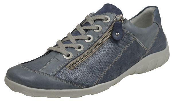 Remonte R3419 Damen Sneaker blau