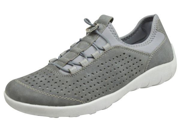 Remonte R3500 Lite n`Soft Damen Sneaker grau