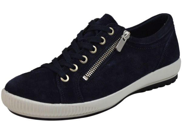 Legero Tanaro 0-600818-8300 Damen Sneaker oceano ( blau )