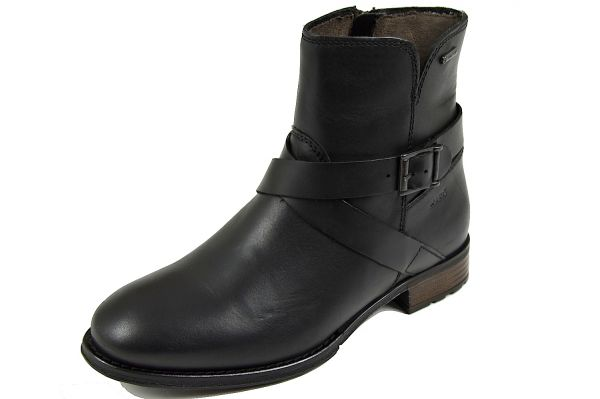 MARC 1.495.03-07 Gianna Damen Biker Boots Tex Membrane schwarz