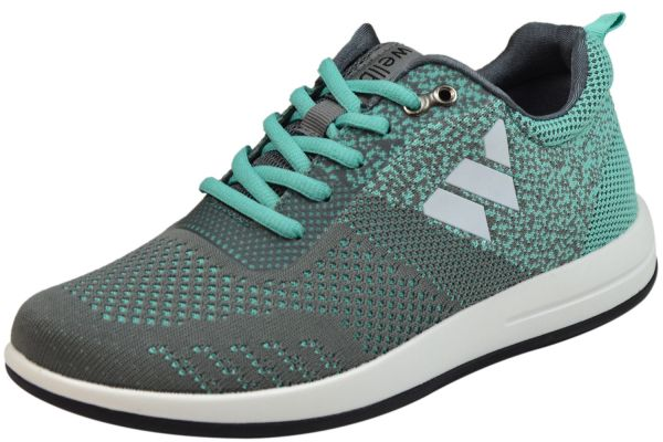 Wellbe Grenada Damen Sneaker grey mint