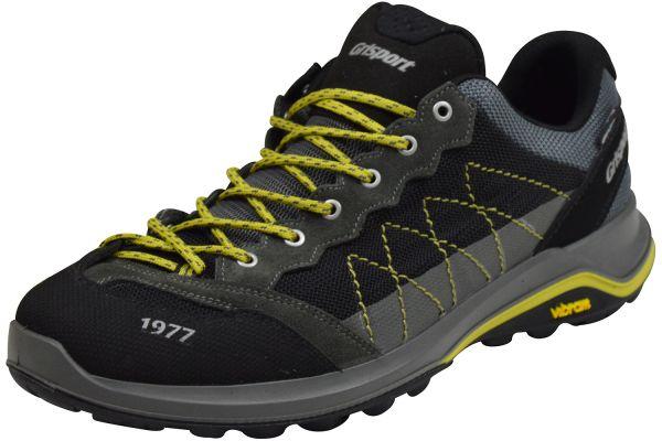 Grisport 14301V1 Herren Outdoor- und Trekking Schuhe Vibram Sohle, mehrfarbig