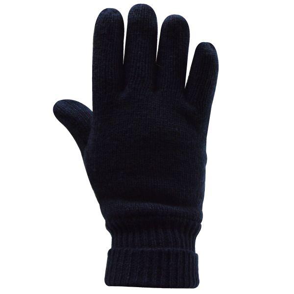 by Riese 62102 unisex Handschuhe mit Wolle und Isolation blau