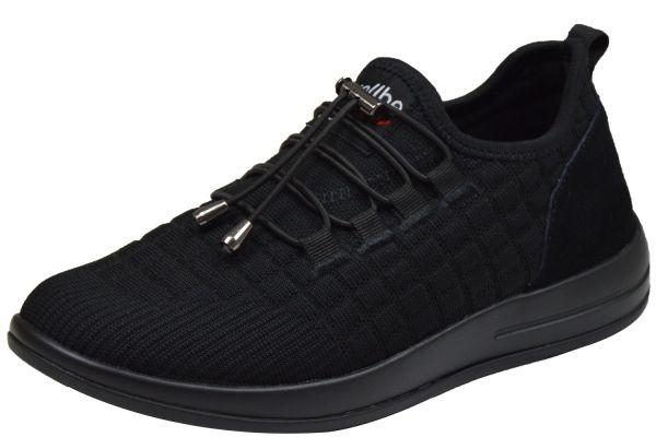 Wellbe Barbados Unisex Sneaker schwarz