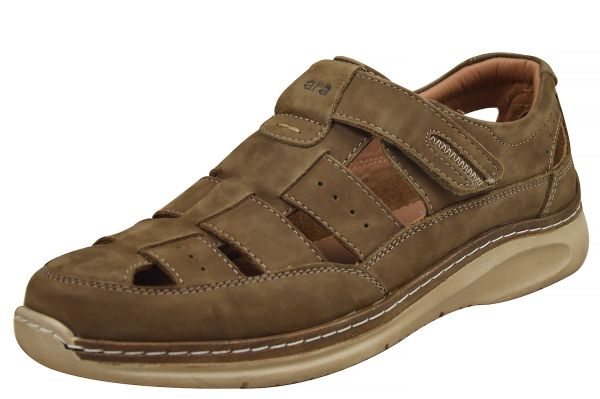 Ara men Pedro 16205 Herren Slipper braun