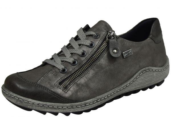 Remonte R1402-44 Damen Sneaker grau kombi
