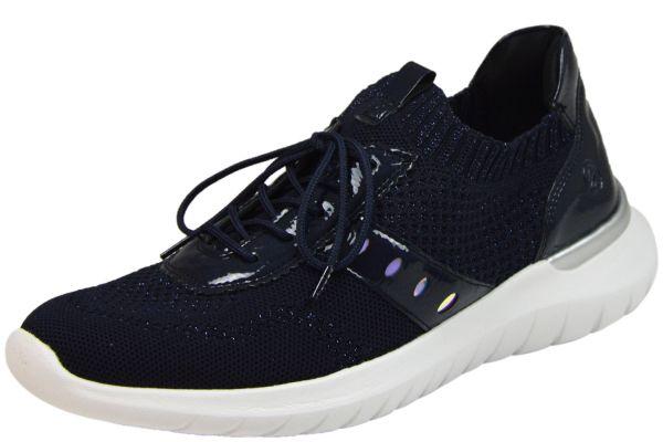 Remonte R5701-14 Damen Sneaker blau