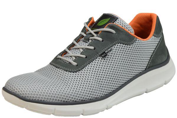Waldläufer Haris Herren Sneaker grau basalt