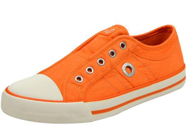 s.Oliver 5-24635-24 Damen Sneaker orange