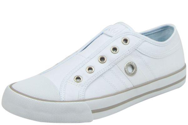 s.Oliver 5-24635-24 Damen Sneaker weiß