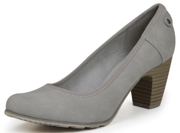 s.Oliver 5-22404-38 Damen Pumps LT Grey ( grau )