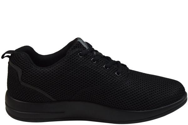 Wellbe Montreal unisex Sneaker schwarz