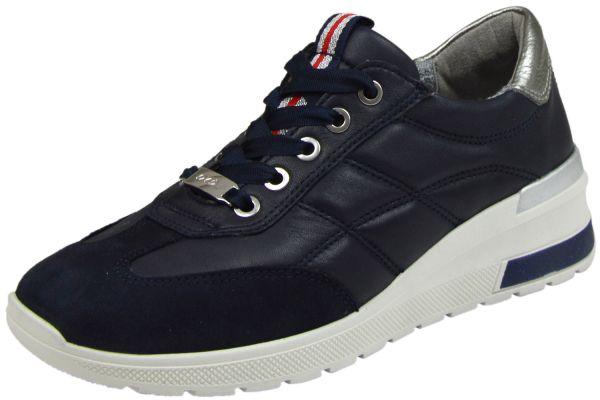 Ara Neapel-Tron-HS High Soft Damen Sneaker blau zinn