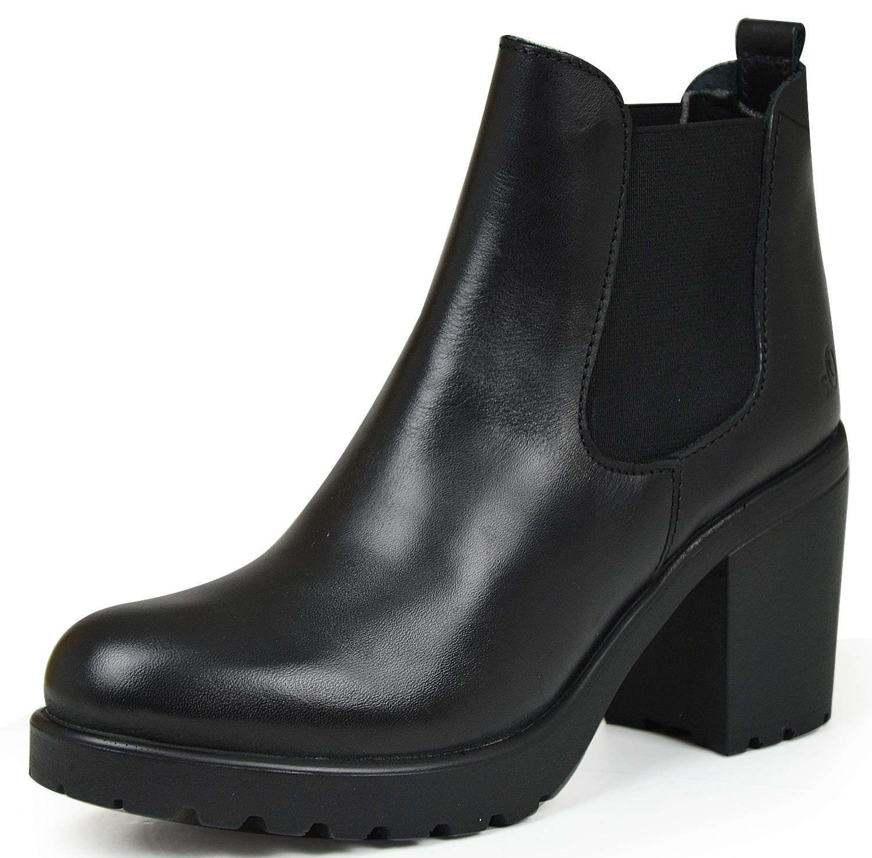s oliver 5 25411 27 damen chelsea boots schwarz. Black Bedroom Furniture Sets. Home Design Ideas