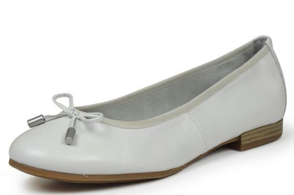 s. Oliver 5-22112-28 Soft Foam Damen Ballerina weiß
