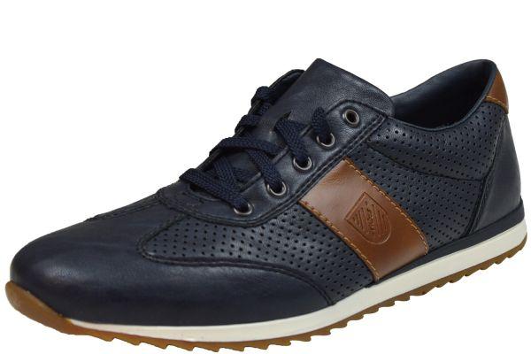 Rieker 19321-14 Anti Stress Herren Sneaker blau kombi
