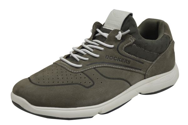 Dockers by Gerli 40ML017 Herren Sneaker grau/ grey