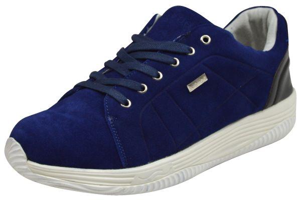 Wellbe Faro Herren Sneaker, Halbschuhe blau ( dark blue )