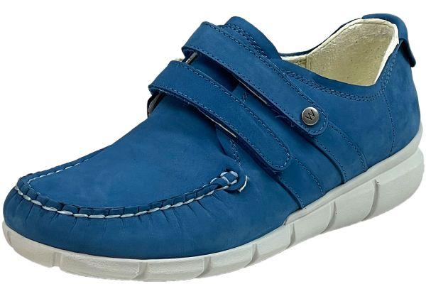 Wolky Shasta 0151410-840 Damen Halbschuhe jeans blau