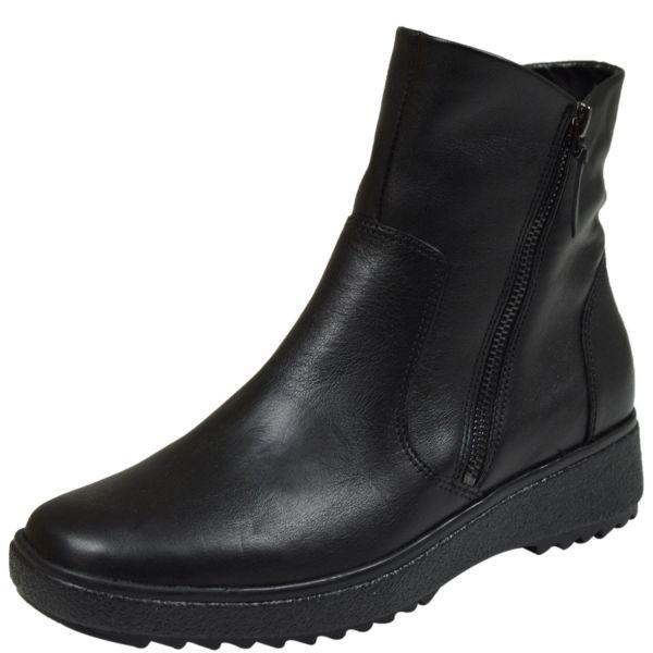 Ara Bergen 12-48168 Damen Stiefel schwarz